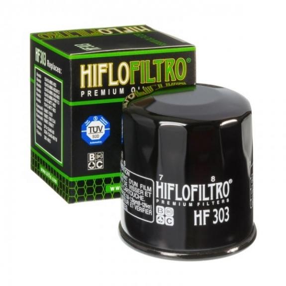 Масляный фильтр HF 303 в подарок!