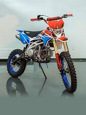 Мотоцикл в подарок от Русской Механики!