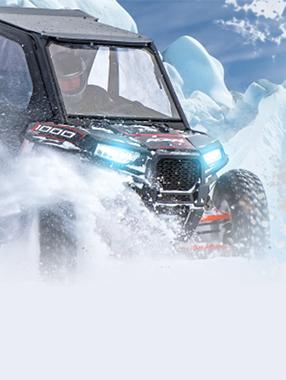 25 февраля! Зимняя гонка на мотовездеходах RZR SNOW CUP